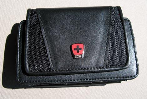 Swiss Mobility Organizer Treo Case