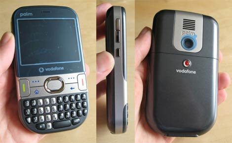Treo 500 In Hand
