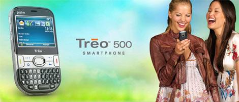 Treo 500 Unlocked