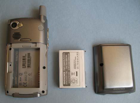 Treo Battery Ultra Extended