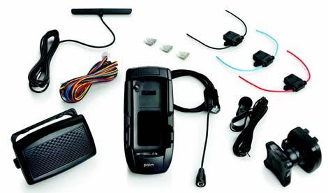 Treo Comfort Plus DSP Hands-Free Car Kit