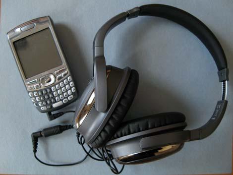 Jabra C820s Active Noise Cancellation Headphones