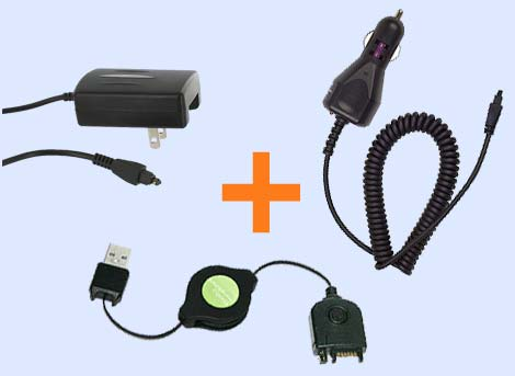 Treo Power Charger Sync