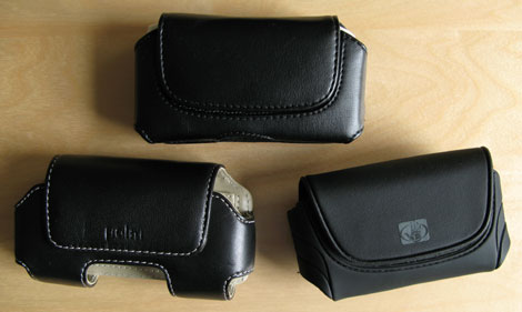 Treo Cases Side Pouches