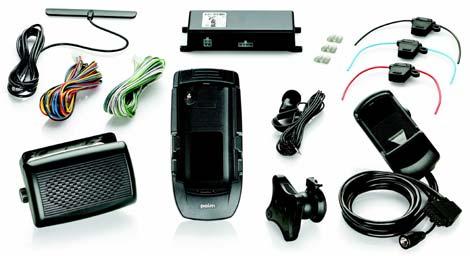 Treo Take&Talk DSP Cradle + CarTalk Hands-Free Car Kit