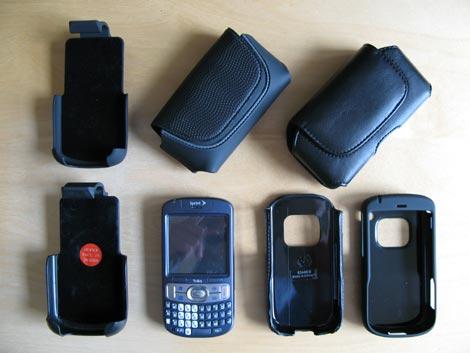 Treo 800w cases