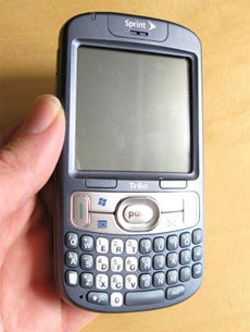 Treo 800w Look & Feel