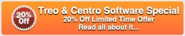 Treo & Centro Software Special