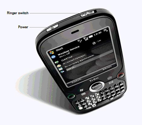 Treo Pro from Palm