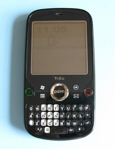 Treo Pro - Screen & Keyboard