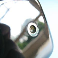 Treo Pro - Camera Detail