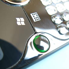 Treo Pro - Call Button