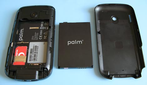 Treo Pro - Battery & Back Cover