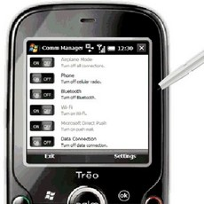 Treo Pro - Wireless Manager