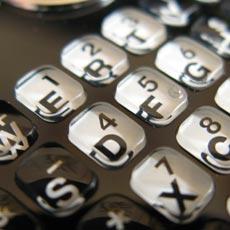 Treo Pro - Keyboard Detail