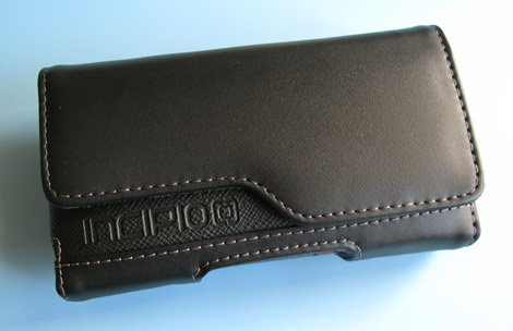 Treo Pro Leather Side Case