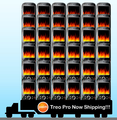 Treo Pro In-Stock & Now Shipping!!!