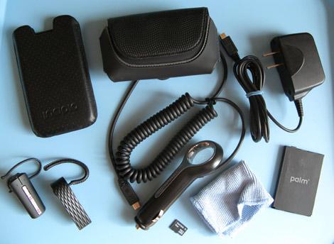 Treo Pro accessories