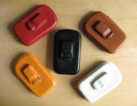 UltraSlim Holster Colours Clip