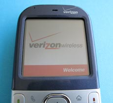 Verizon Centro Screen