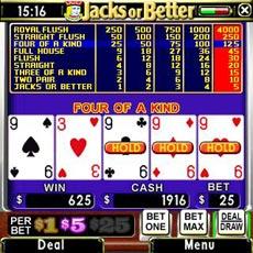 Astraware Casino - Video Poker