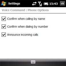 Voice-Command-Options