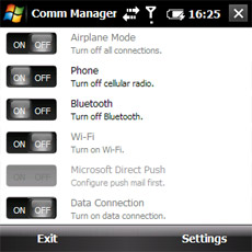 Windows-Mobile-Comm-Manager