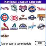 MySchedule MLB 2008
