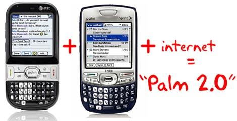 Palm Nova OS - Palm 2.0