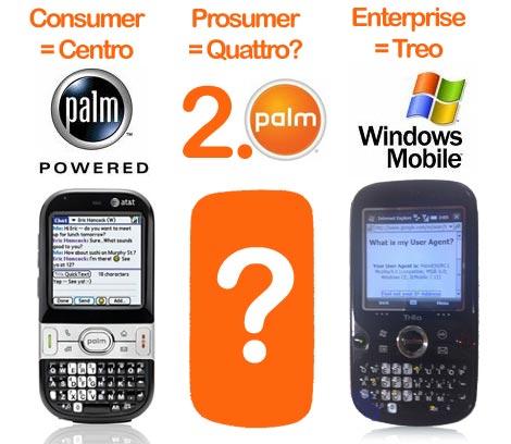 Palm Quattro Smartphone ???
